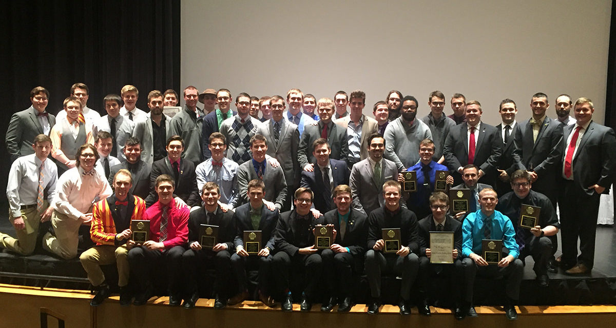 Epsilon Receives Awards at Chapter of Excellence Ceremony