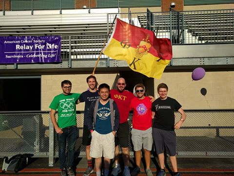 Case Western Raised $645 for Relay for Life