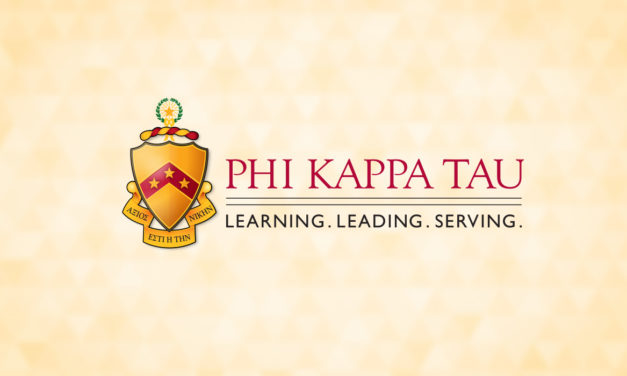 Phi Kappa Tau Fraternity to Close Alpha Chapter