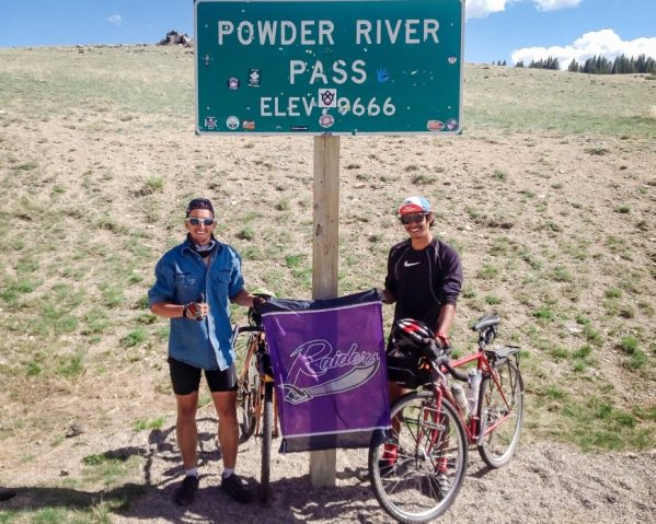 Mount Union Brother Bikes Across the Country