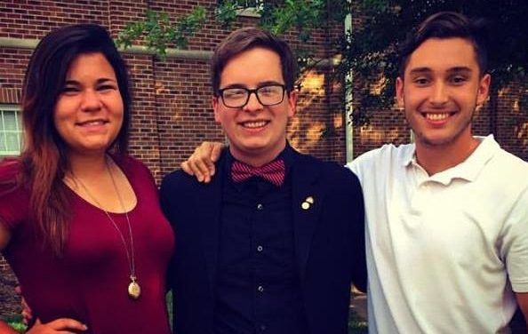 Mount Union Brother Interns with UIFI