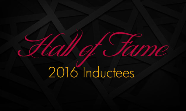 Hall of Fame 2016 Inductees