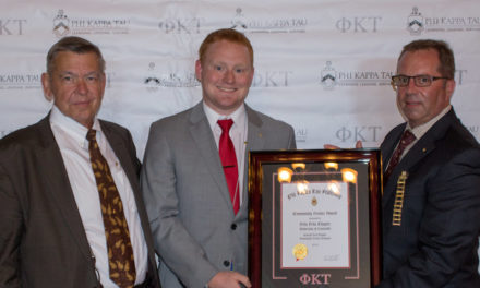 Louisville Presented with Community Service Award