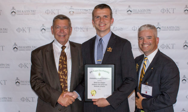 Cal Poly-Pomona BOG Receives the Board of Governors Award