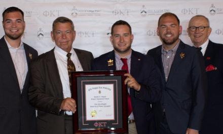 """Illinois, Springfield Receives the Harold """"Hap"""" Angelo Award"""