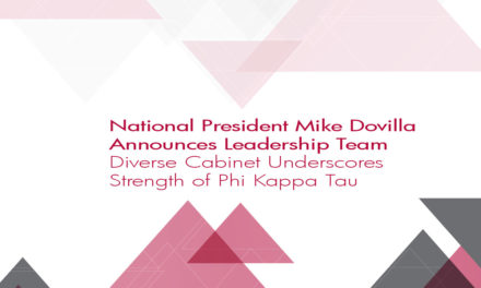 National President Mike Dovilla Announces Leadership Team
