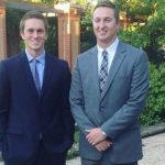 Epsilon Brother Receives Most Outstanding Freshman Award