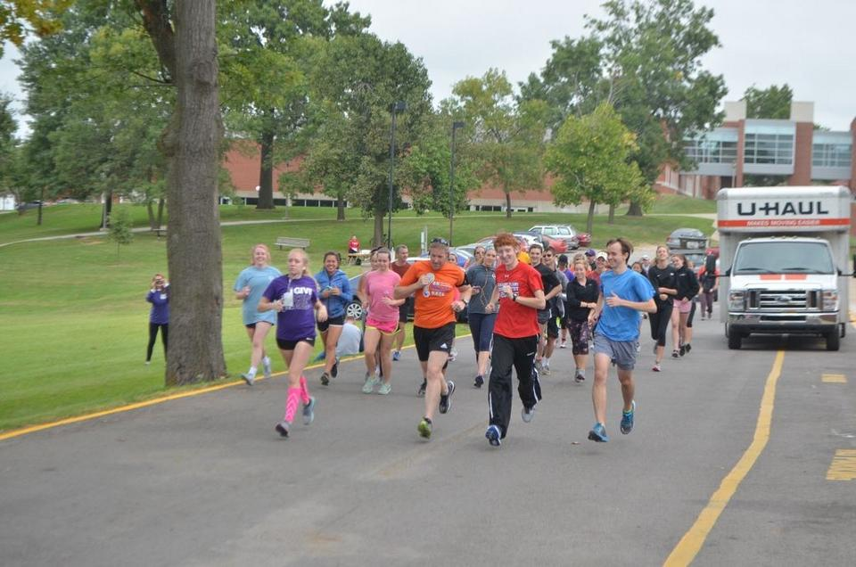 "Truman State Hosts ""Phi K"" Race"