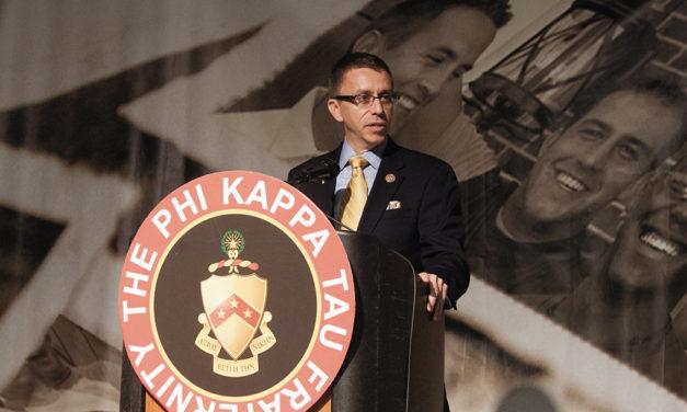 National President Dovilla Celebrates Accomplishments of First 100 Days