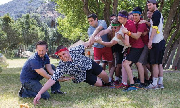 Rising Stars Sttend Summer Leadership Program