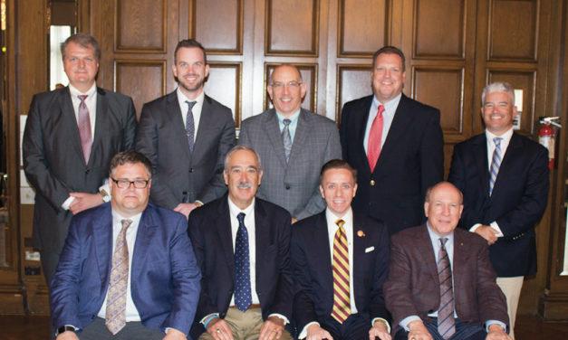 The Men Behind Phi Kappa Tau 2020