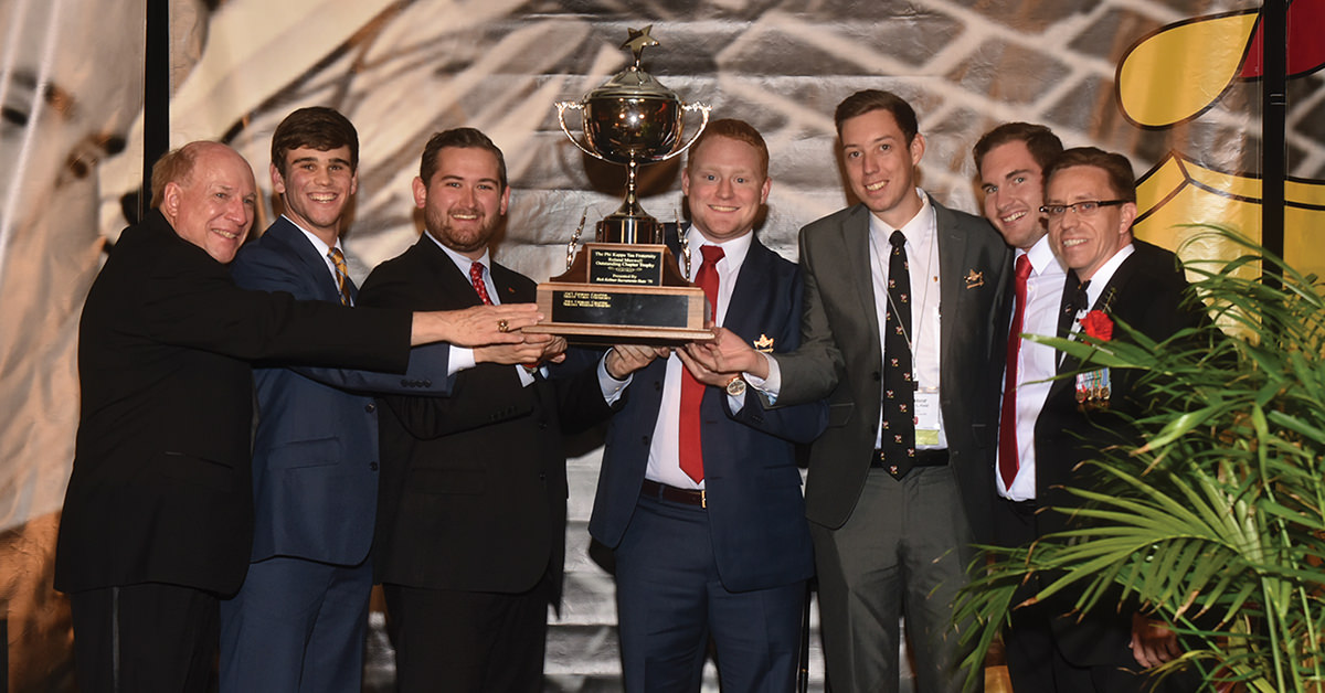 Maxwell Trophy Returns to Louisville