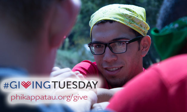 Top 5 Ways to Support Phi Kappa Tau on #GivingTuesday