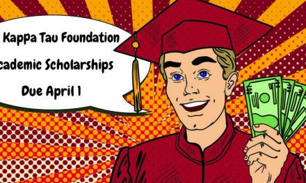 Apply for an Academic Scholarship
