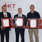 Alumni Recognized with Taylor A. Borradaile Alumnus Award