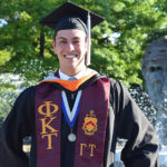 Gamma Tau Graduate Earns Full Scholarship to Ph.D. Program at Johns Hopkins