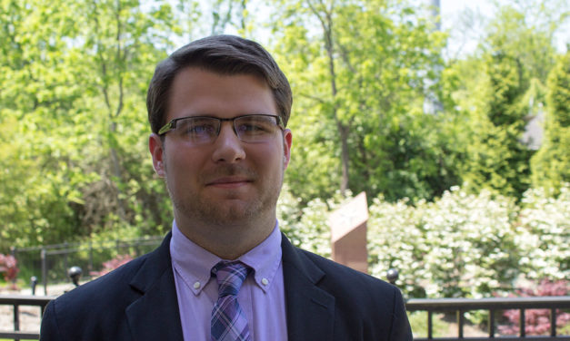 Mount Union Brother Serves as Student Coordinator for UIFI
