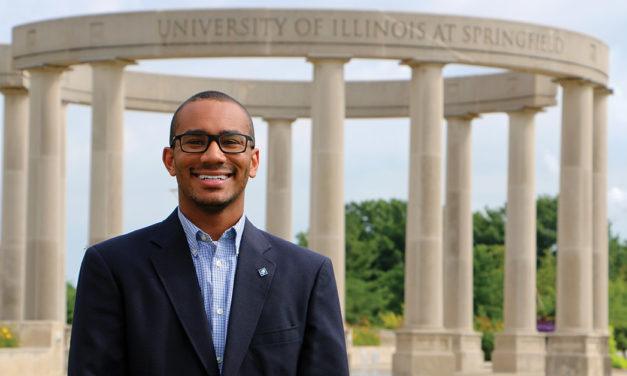 Undergraduate of Distinction: Nathan Hoffman
