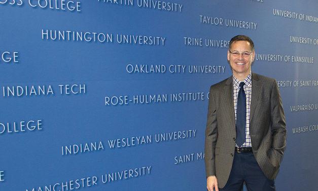 Alumnus of Distinction: Richard Ludwick