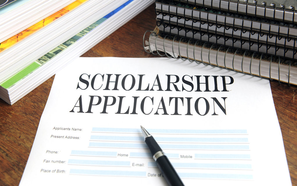 School is Expensive: Apply for a Scholarship