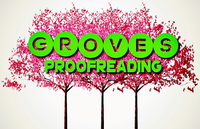 Groves Proofreading  image