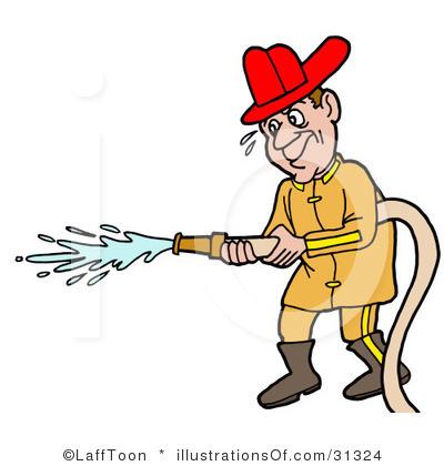 The Old fireman image