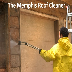 The Memphis Roof Cleaner image