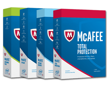 McAfee Antivirus image