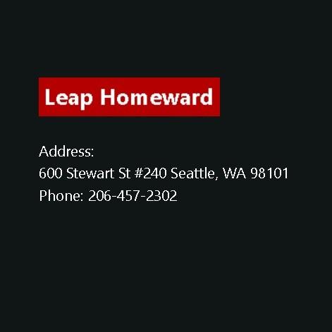 Leap Homeward image