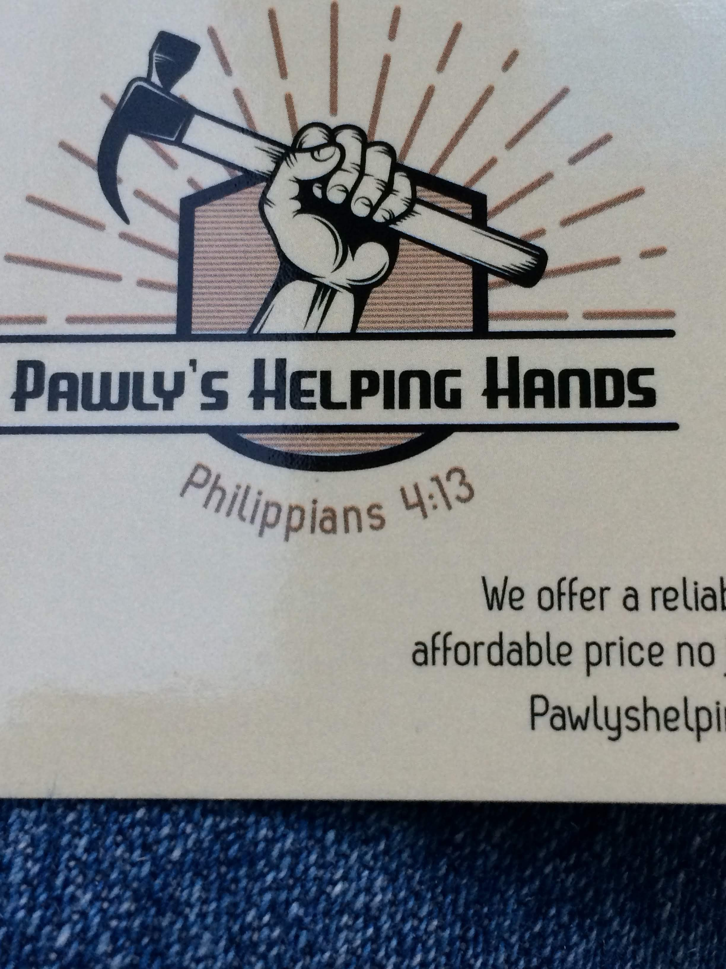 Pawly's Helping Hands image