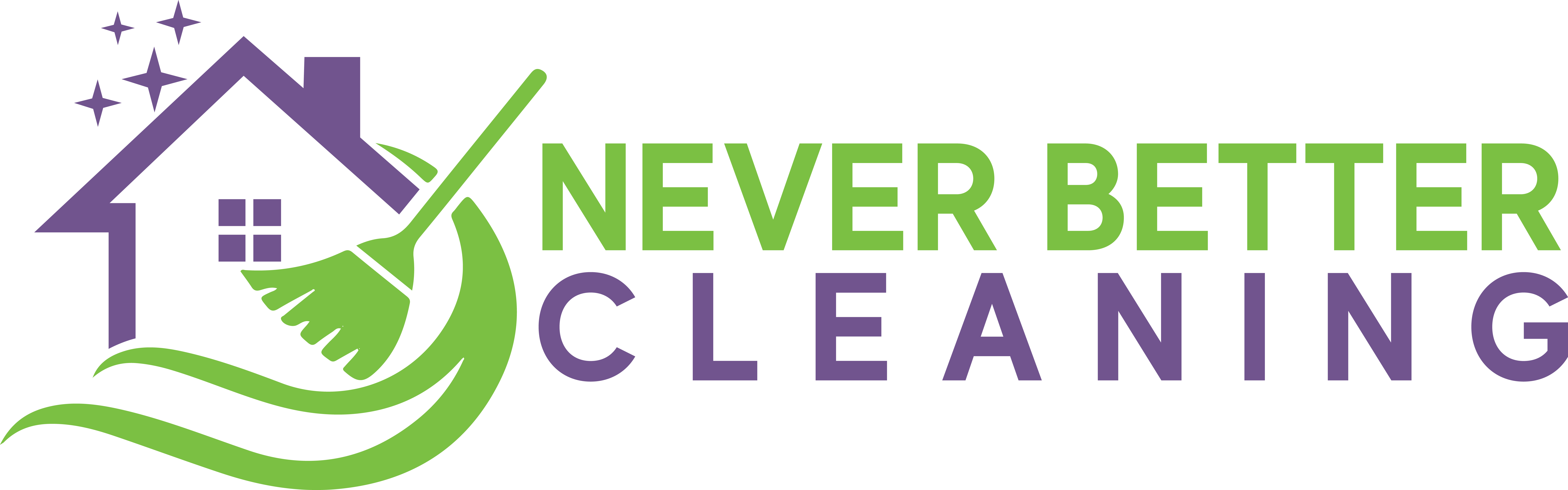 Never Better Cleaning image