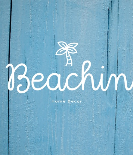 Beachin Home Decor image