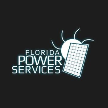 "Florida Power Services ""The Solar Power Company"" image"