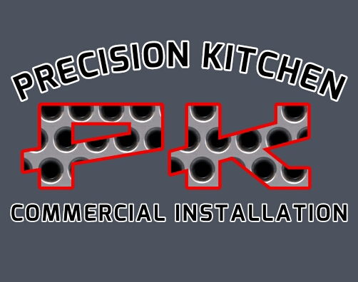 PRECISION KITCHEN COMMERCIAL INSTALLATION image