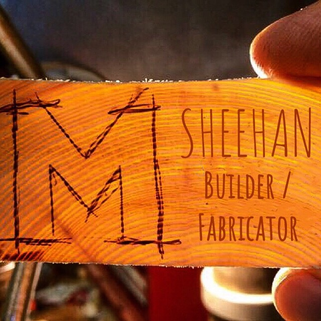 M Sheehan Builder/Fabricator primary image