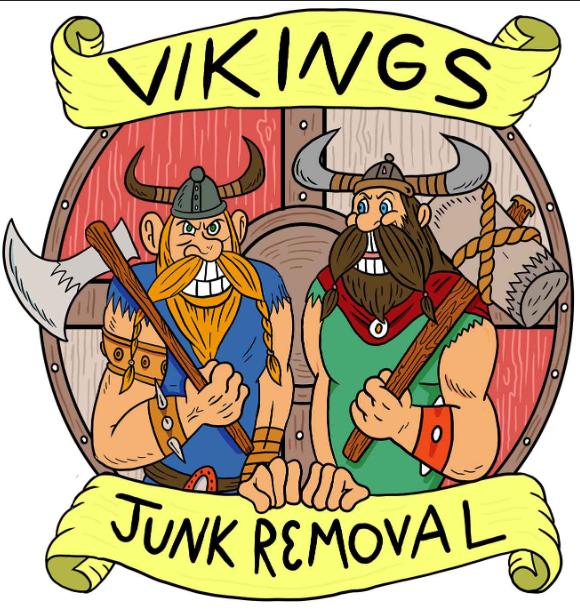 Vikings Junk Removal image