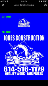 Jones Construction image