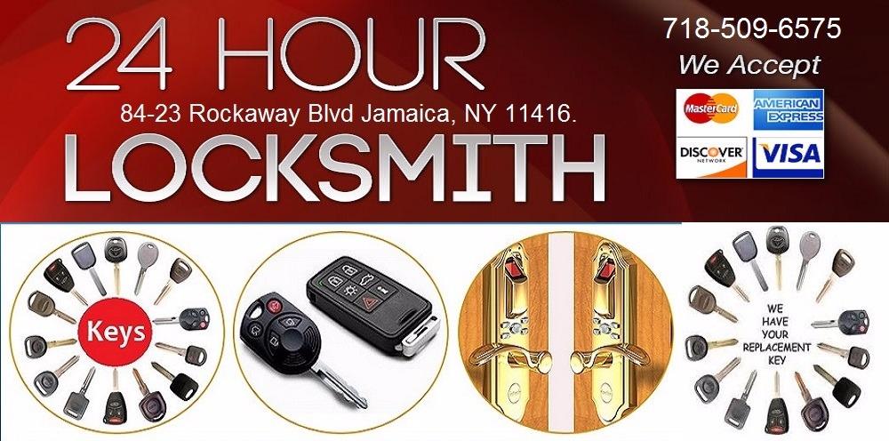 Queens 24 Hour Locksmith primary image