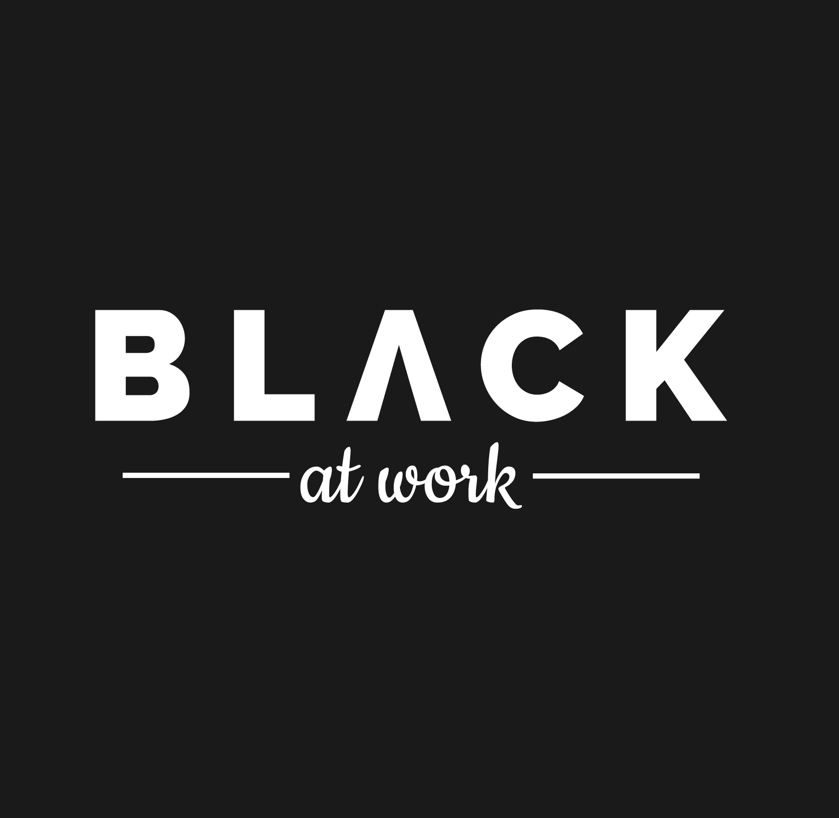 Black at Work image