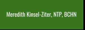 Meredith Kinsel-Ziter primary image