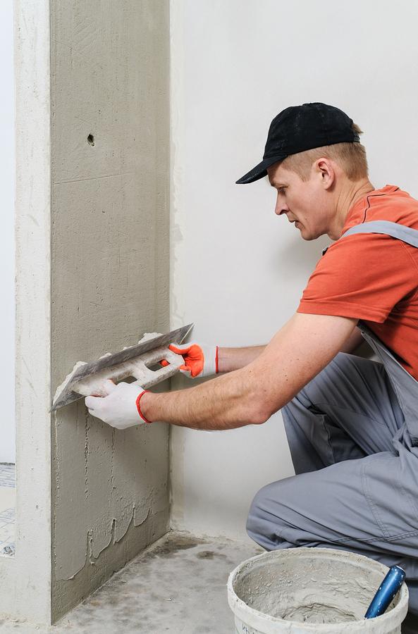 Drywall Repair Baltimore image