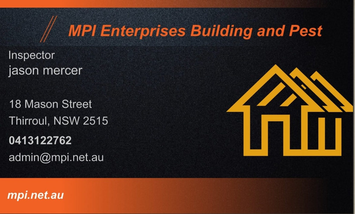 MPI Enterprises PTY LTD  Building and Pest Inspections primary image