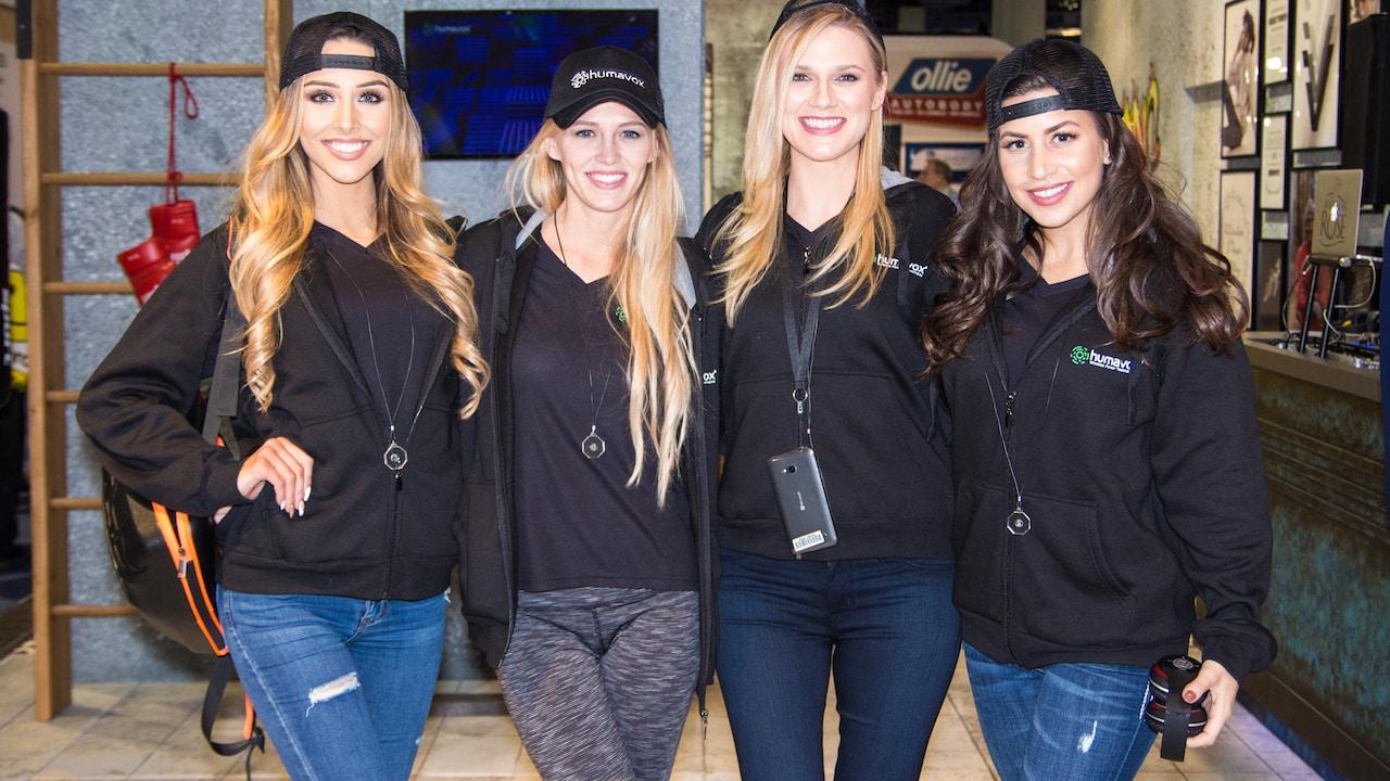 Live Talent - Orlando Trade Show Models image