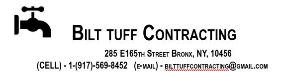 Bilt Tuff Contracting LLC primary image