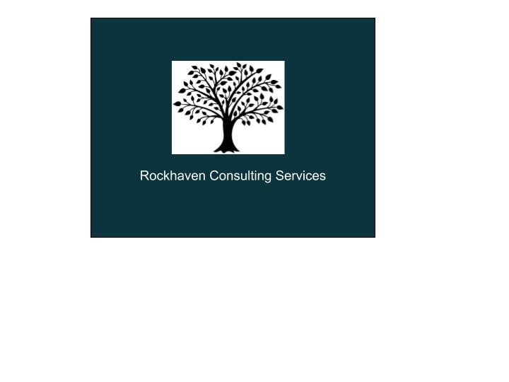 Rockhaven Consulting Inc. image
