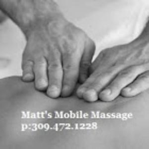 Matt's Mobile Massage primary image