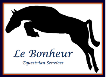 Le Bonheur Equestrian / Anna Bosworth DVM image