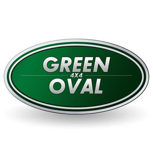 Green Oval 4x4 primary image
