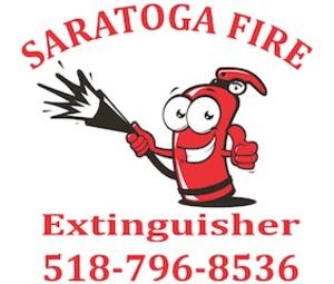Saratoga Fire Extinguisher primary image