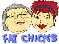 Fat Chick's Catering and Cakes image